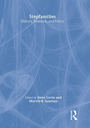 9780789003379: Stepfamilies: History, Research, and Policy (Marriage & Family Review Series)
