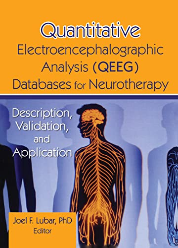 9780789004888: Quantitative Electroencephalographic Analysis (QEEG) Databases for Neurotherapy: Description, Validation, and Application