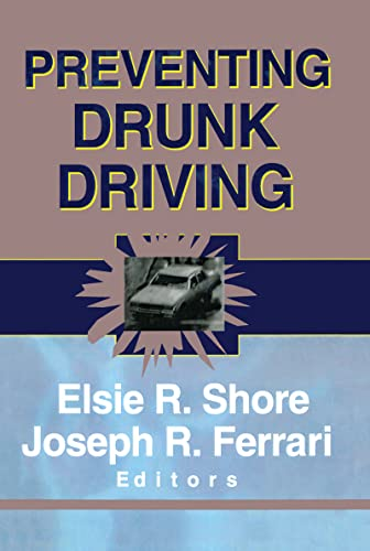 9780789005113: Preventing Drunk Driving