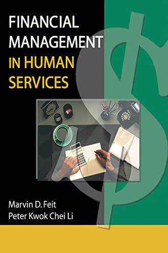 9780789005694: Financial Management in Human Services (Haworth Health and Social Policy)