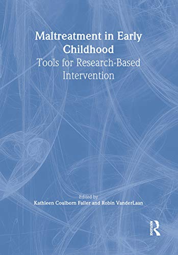 9780789008190: Maltreatment in Early Childhood: Tools for Research-Based Intervention