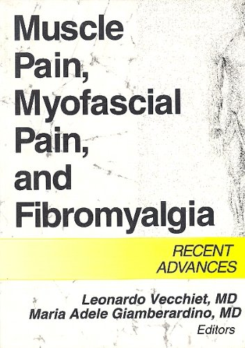 9780789008282: Muscle Pain, Myofascial Pain, and Fibromyalgia: Recent Advances (Journal of Musculoskeletal Pain, V. 7, No. 1/2)