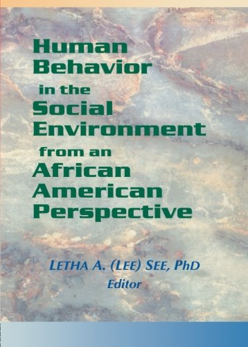 9780789009579: Human Behavior in the Social Environment from an African American Perspective