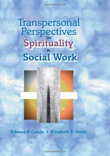 9780789013941: Transpersonal Perspectives on Spirituality in Social Work