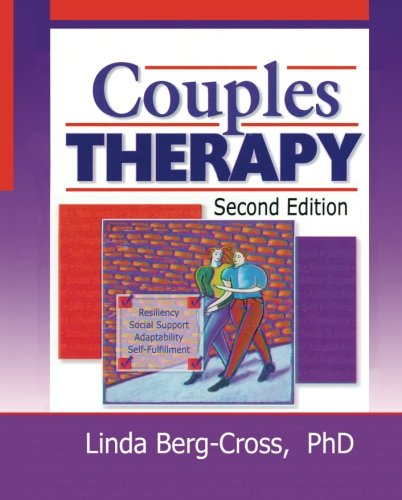 9780789014542: Couples Therapy, Second Edition (Haworth Marriage and the Family)