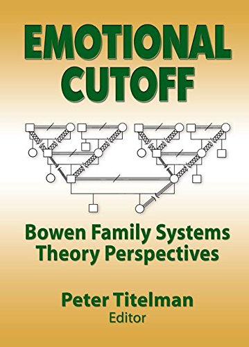 9780789014597: Emotional Cutoff: Bowen Family Systems Theory Perspectives