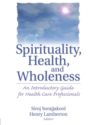 9780789014979: Spirituality, Health, and Wholeness: An Introductory Guide for Health Care Professionals