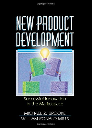 9780789015662: New Product Development: Successful Innovation in the Marketplace