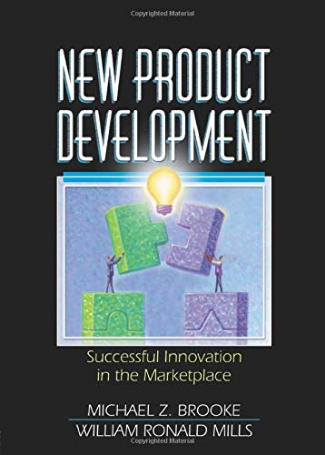 9780789015679: New Product Development: Successful Innovation in the Marketplace