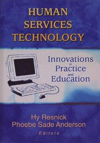 9780789017000: Human Services Technology: Innovations in Practice and Education