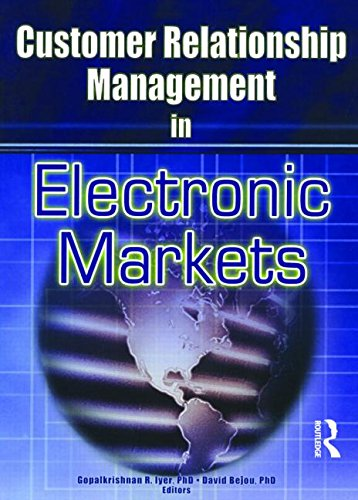 9780789019455: Customer Relationship Management in Electronic Markets