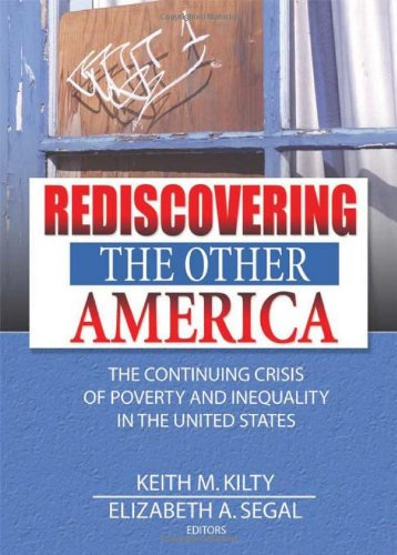 9780789020963: Rediscovering the Other America: The Continuing Crisis of Poverty and Inequality in the United States
