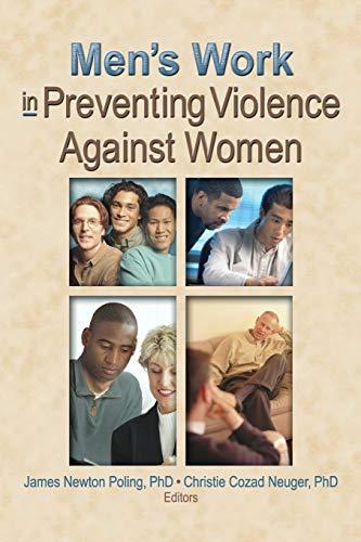 9780789021724: Men's Work in Preventing Violence Against Women