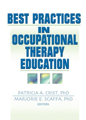 9780789021762: Best Practices in Occupational Therapy Education
