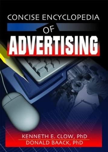 Concise Encyclopedia of Advertising: Stevens, Robert E,