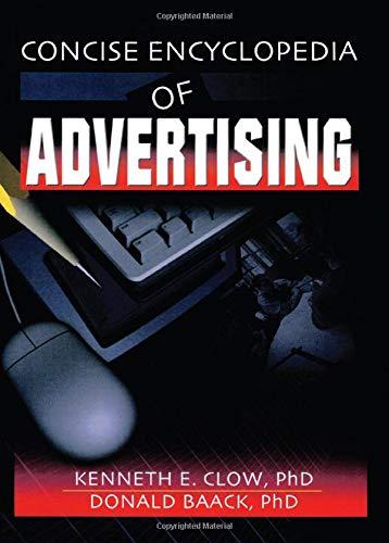 The Concise Encyclopedia of Advertising: Stevens, Robert E,