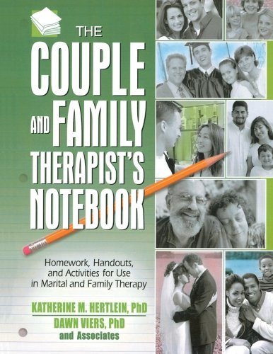 9780789022363: The Couple and Family Therapist's Notebook (HAWORTH PRACTICAL PRACTICE IN MENTAL HEALTH)
