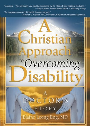 9780789022585: A Christian Approach to Overcoming Disability: A Doctor's Story