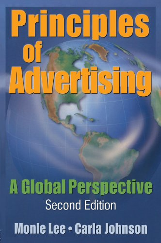 9780789023001: Principles of Advertising: A Global Perspective, Second Edition