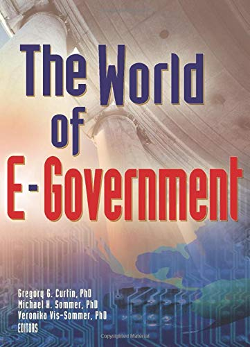 9780789023063: World Of E-Government, The