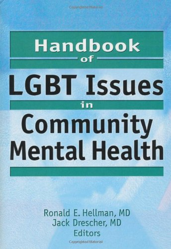 9780789023094: Handbook of LGBT Issues in Community Mental Health (Journal of Gay & Lesbian Psychotherapy)