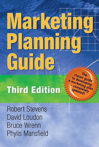 9780789023377: Marketing Planning Guide, Second Edition