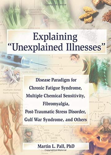 9780789023896: Explaining 'Unexplained Illnesses': Disease Paradigm for Chronic Fatigue Syndrome, Multiple Chemical Sensitivity, Fibromyalgia, Post-Traumatic Stress Disorder, and Gulf War Syndrome