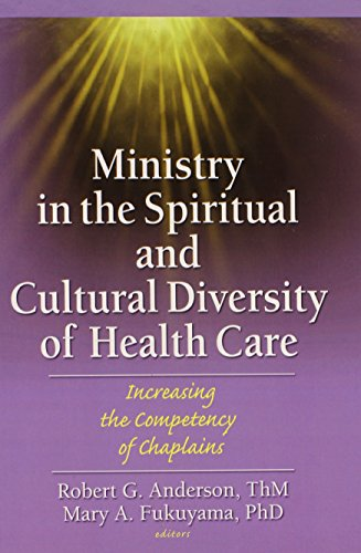 Ministry in the Spiritual and Cultural Diversity