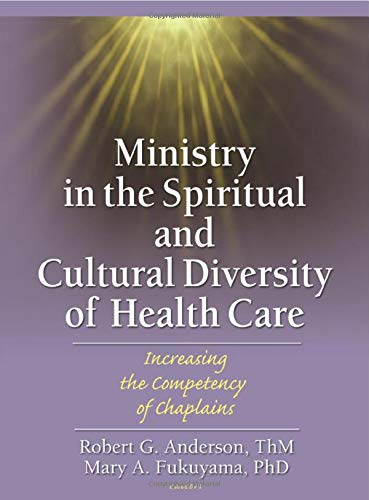 Ministry in the Spiritual and Cultural Diversity: Robert Anderson &