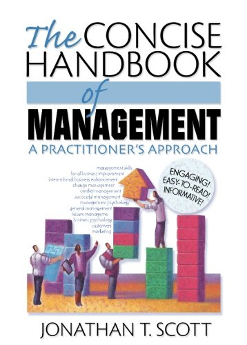 9780789026484: The Concise Handbook of Management: A Practitioner's Approach