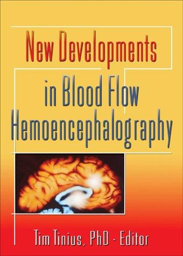 9780789027504: New Developments in Blood Flow Hemoencephalography