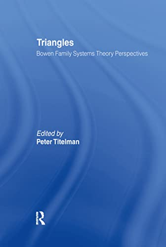 9780789027740: Triangles: Bowen Family Systems Theory Perspectives
