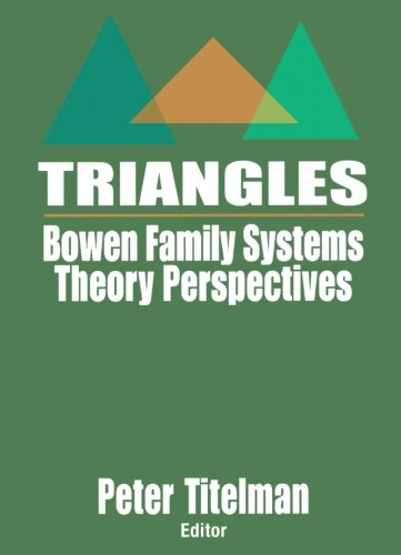 9780789027757: Triangles: Bowen Family Systems Theory Perspectives