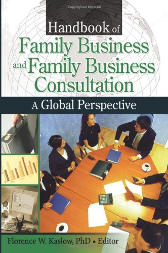 9780789027764: Handbook of Family Business and Family Business Consultation: A Global Perspective