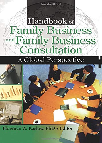 9780789027771: Handbook of Family Business and Family Business Consultation: A Global Perspective