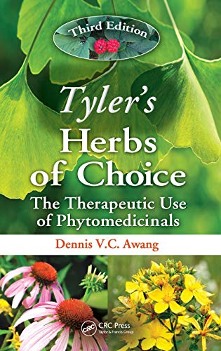 9780789028099: Tyler's Herbs of Choice: The Therapeutic Use of Phytomedicinals, Third Edition