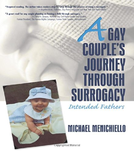 9780789028198: A Gay Couple's Journey Through Surrogacy: Intended Fathers