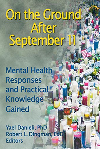 9780789029065: On the Ground After September 11: Mental Health Responses and Practical Knowledge Gained
