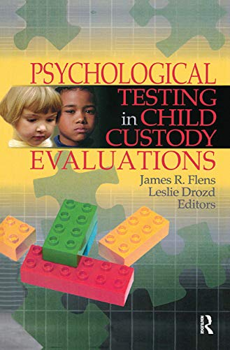 9780789029713: Psychological Testing in Child Custody Evaluations