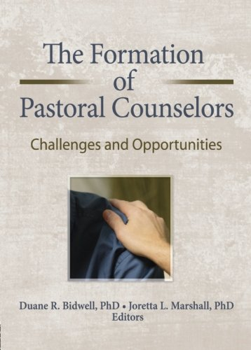 9780789032966: The Formation of Pastoral Counselors: Challenges and Opportunities