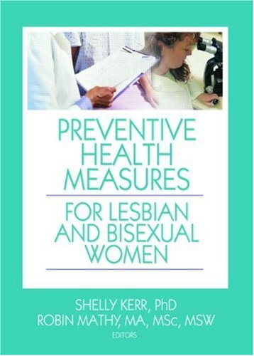 9780789033338: Preventive Health Measures for Lesbian and Bisexual Women