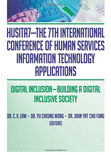 HUSITA7-The 7th International Conference of Human Services: C. K. Law,