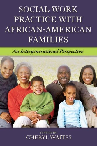 9780789033925: Social Work Practice with African American Families: An Intergenerational Perspective (Social Work Practice in Action (Paperback))