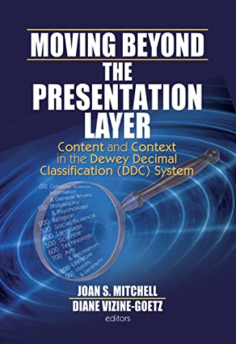 9780789034526: Moving Beyond the Presentation Layer: Content and Context in the Dewey Decimal Classification (DDC) System