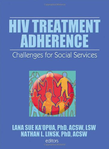 9780789036261: HIV Treatment Adherence: Challenges for Social Services (Journal of HIV/AIDS & Social Services)