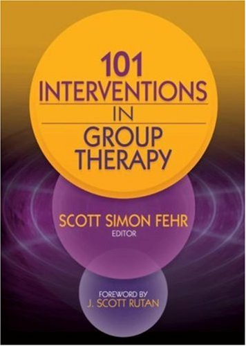 9780789037244: 101 Interventions in Group Therapy