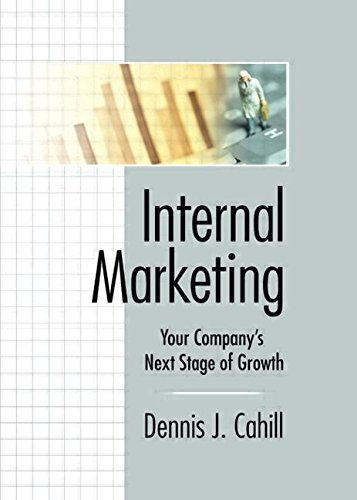 9780789060051: Internal Marketing: Your Company's Next Stage of Growth (Haworth Marketing Resources)