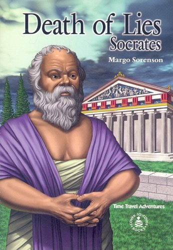 9780789121561: Death of Lies: Socrates (Cover-To-Cover Biographical Novels)