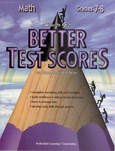 9780789122889: Better Test Scores Math
