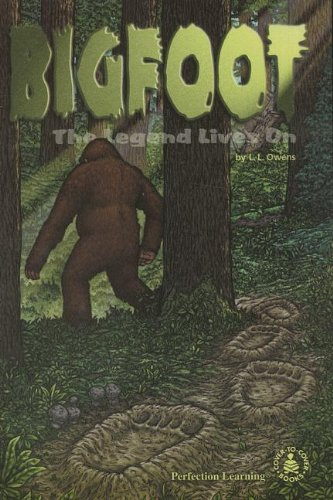 9780789128676: Bigfoot Legend Lives (Cover-To-Cover Books)